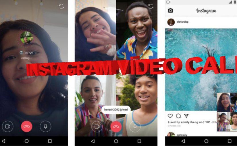 Instagram Video Call