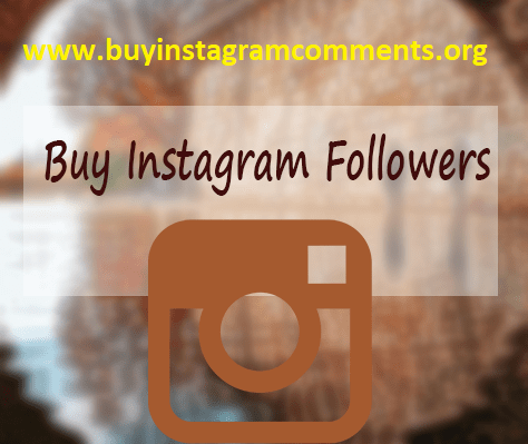 Buy Instagram Followers For The Best Account