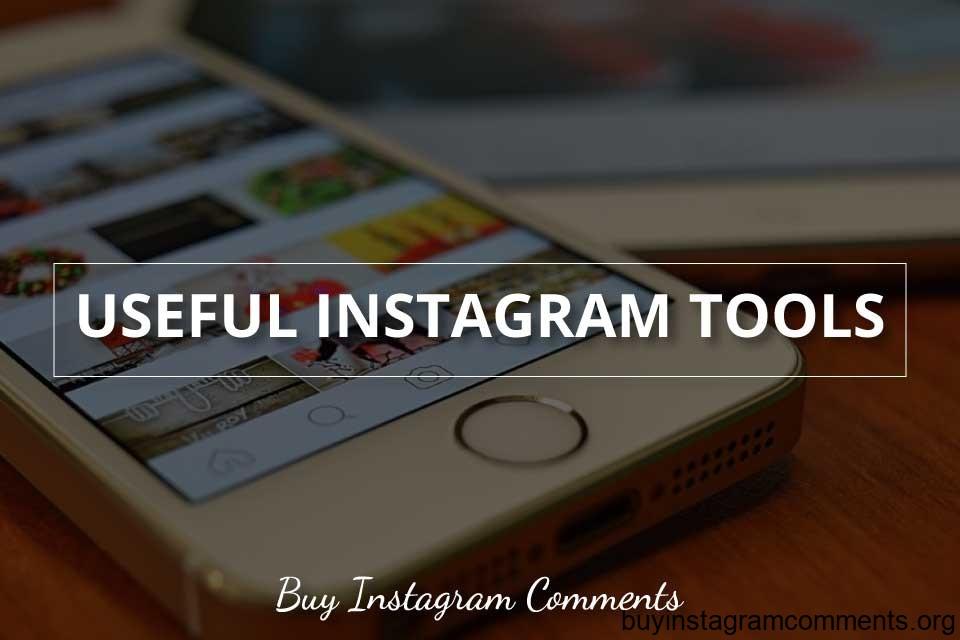 Useful Instagram Tools