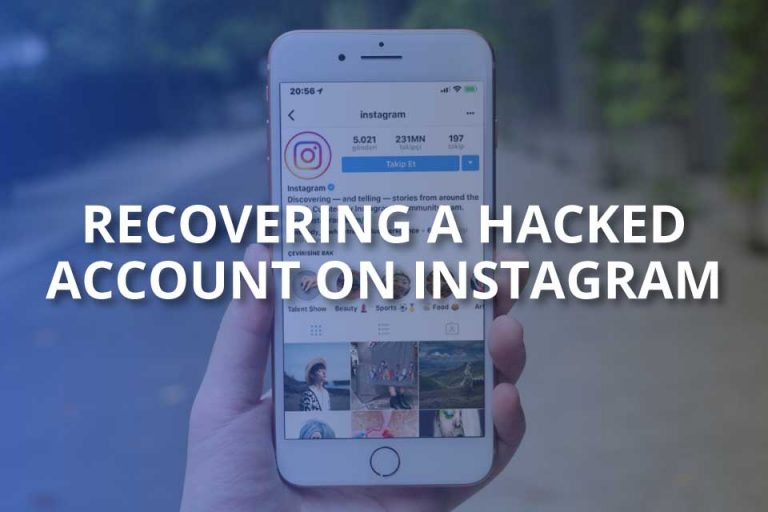 Recovering a Hacked Account on Instagram (Guide)